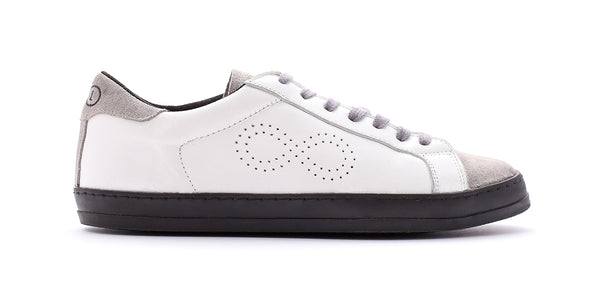 Rubrics Low Pop White Grey