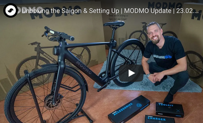 Unboxing the Saigon & Setting It Up