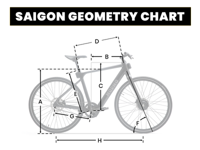 Saigon Sizing Guide - Everything you need to know about our Dimensions