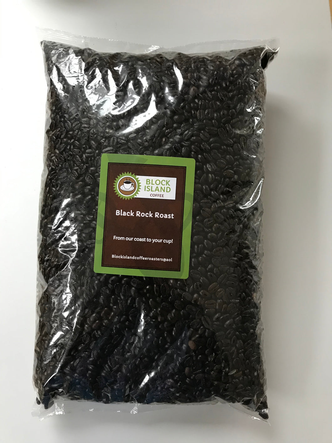 5 Lbs bag of Black Rock Roast -Beans
