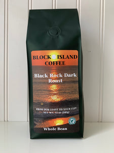 Black Rock Dark Roast - Whole Beans