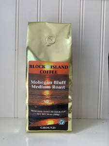 Mohegan Bluff Medium Roast-Ground