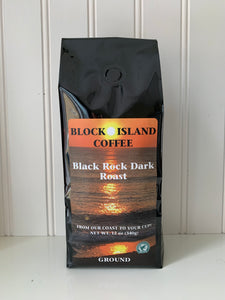 Black Rock Dark Roast - Ground