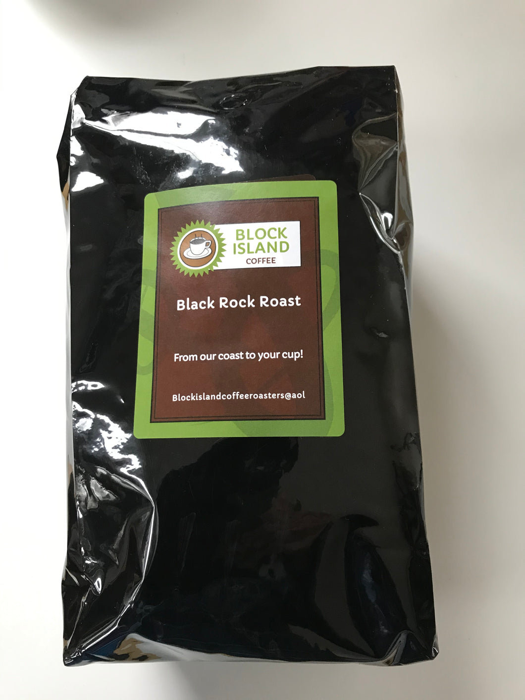 5 Lbs bag of Black Rock Roast -Ground