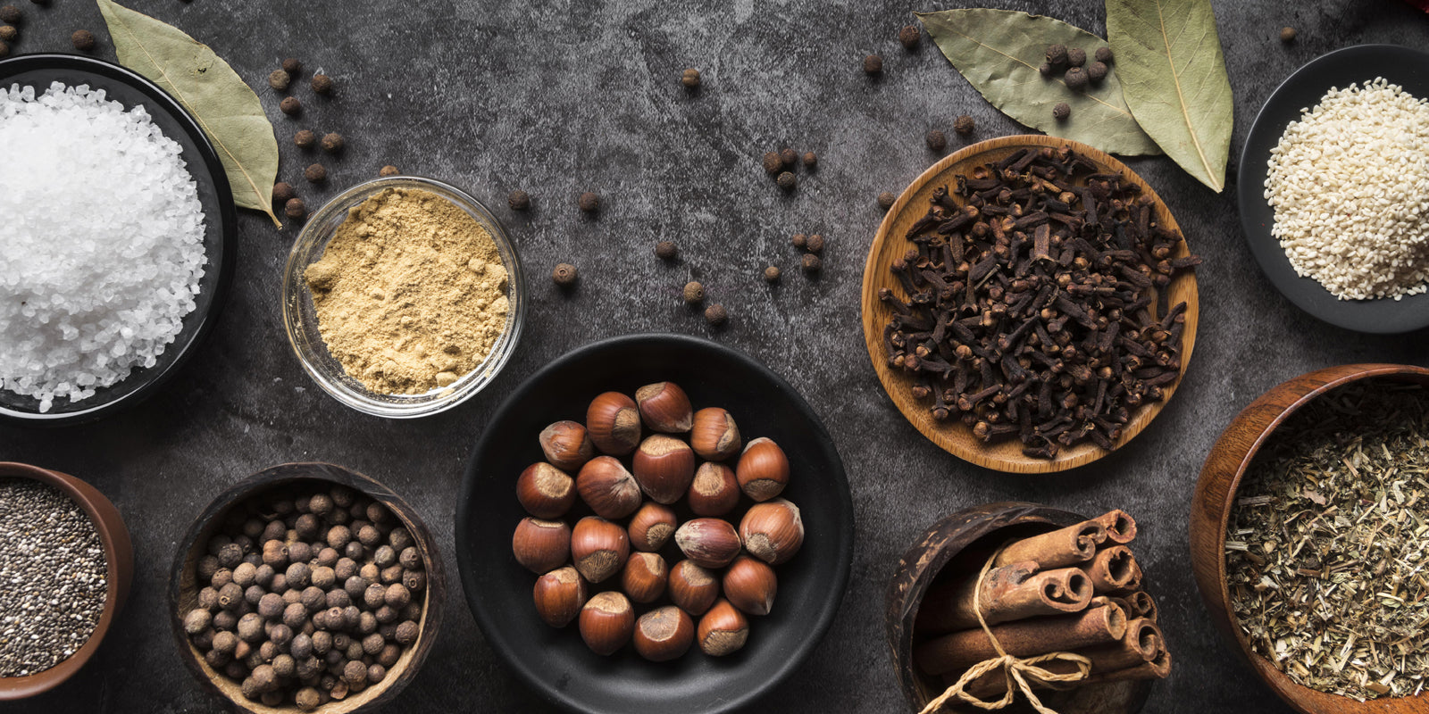 10 Powerful Ayurvedic Herbs and Spices with Health Benefits