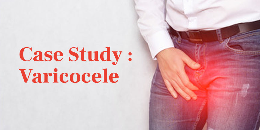 A Case Study Of Varicocele treated by Ayurveda