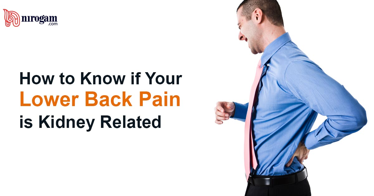 How to Know if Your Lower Back Pain is Kidney Related