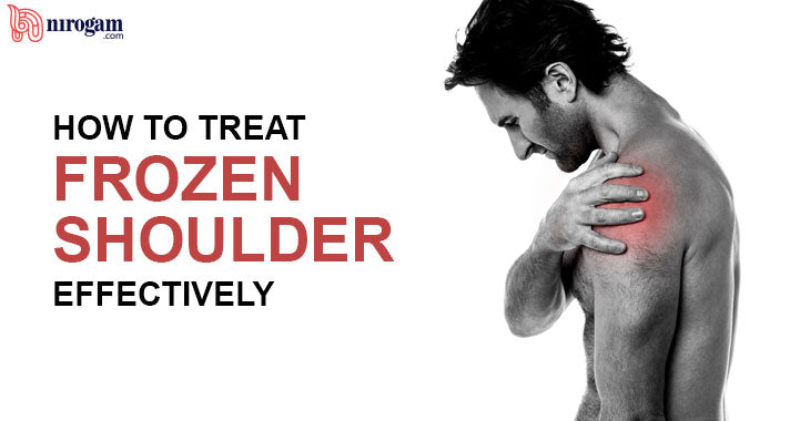 How to Treat Frozen shoulder Effectively