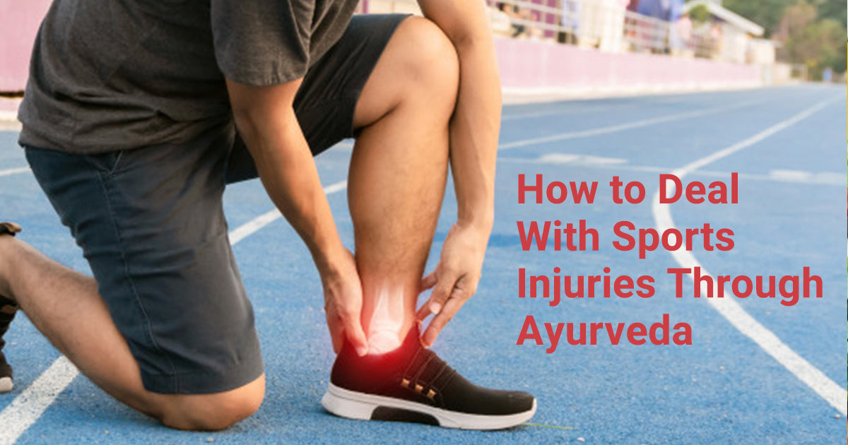 How to Deal With Sports Injuries Through Ayurveda