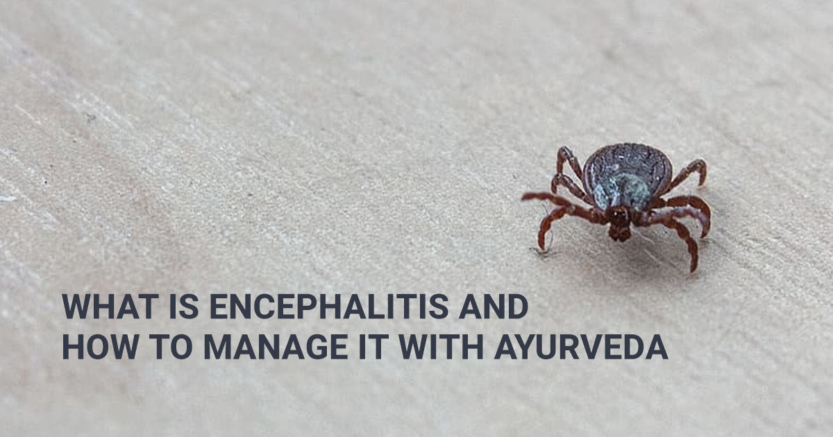 What is Encephalitis and How to Manage It with Ayurveda