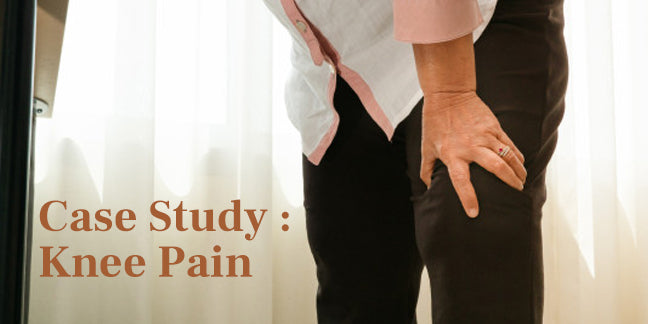 A Case Study on Ayurvedic Treatment of Knee Pain - Arthritis and Joint Degeneration