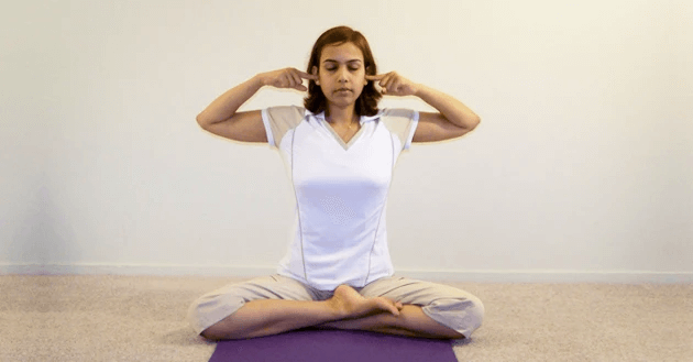 pranayama for blood pressure control