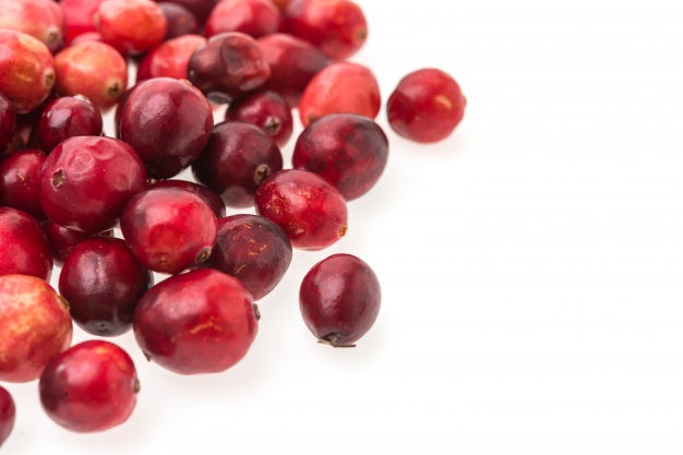 glycemic index berries