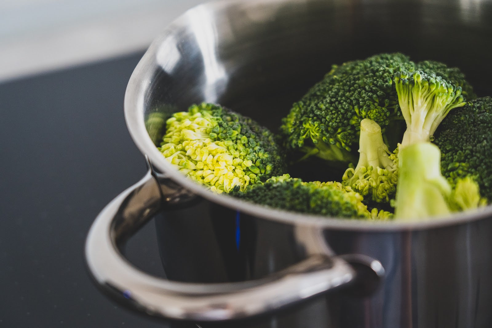 broccoli to reduce enlarged prostate