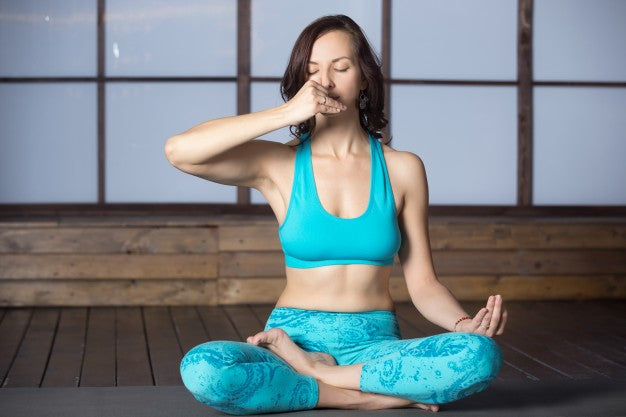 pranayama to reduce blood pressure