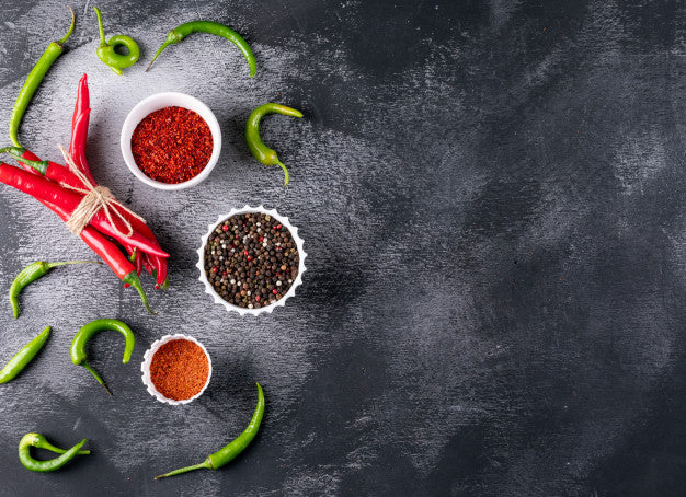 salty and spicy foods to avoid for enlarged prostate