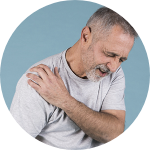 Ayurvedic treatment for upper-shoulder disorders