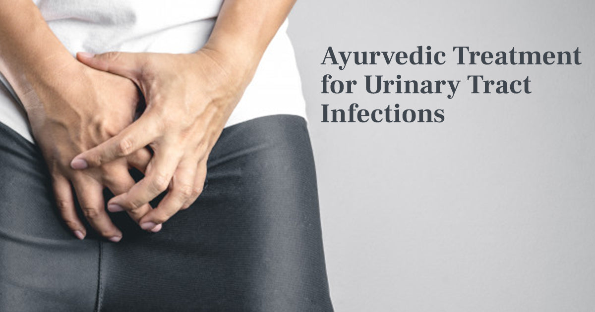 urinary tract infection treatment in ayurveda