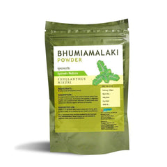 Bhumiamalaki Powder - 100gm - Nirogam