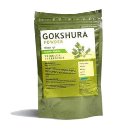 Gokshura Powder - 100 Grams - Nirogam