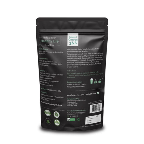 Hemp Sativa Powder
