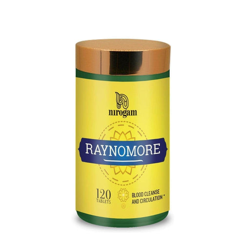 Raynomore - Natural Ayurvedic Remedy for Raynauds Disease - Nirogam
