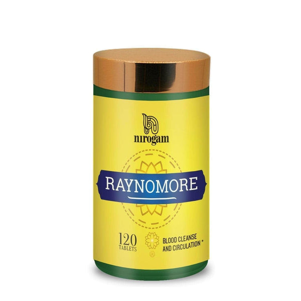 Raynomore - Natural Ayurvedic Remedy for Raynauds Disease