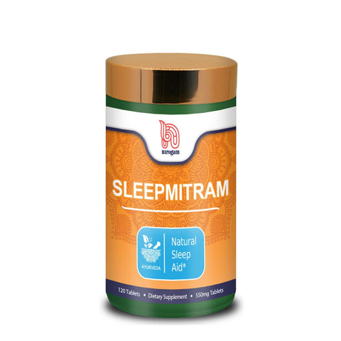 Sleepmitram for Insomnia, Stress and Anxiety - Nirogam