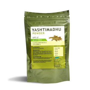 Yashtimadhu Powder  - 100 Grams - Nirogam