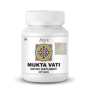 Ivy's Mukta Vati for Hypertension - Nirogam