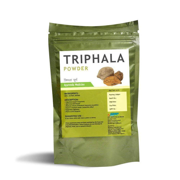 Triphala Powder - 100gms