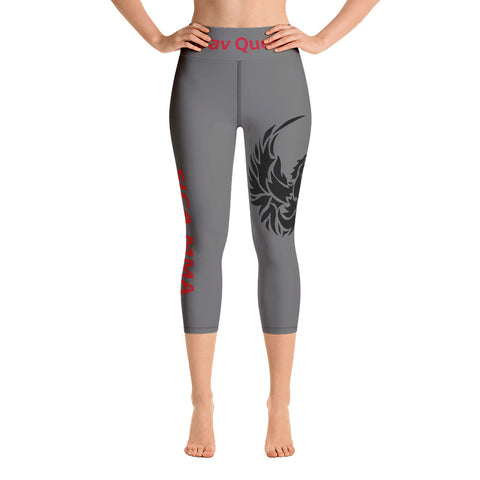 SICA Yoga Capri Leggings