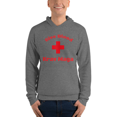 Give Blood Hoodie Unisex