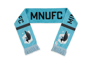 Minnesota United FC Jersey Hook Scarf