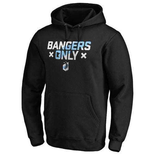 Minnesota United Bangers Only Pullover Hoodie