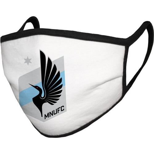 Adult Minnesota United FC Fanatics Branded Cloth Face Covering - MADE IN USA