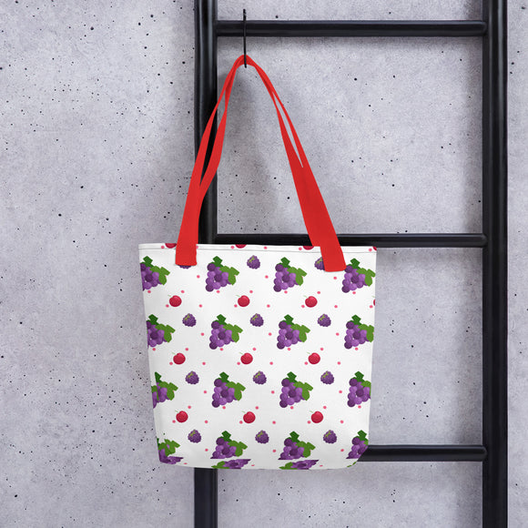 PANZERA™ Signature Line | Cherry Grape | Tote bag