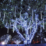 Outdoor Meteor Shower Tube Lights