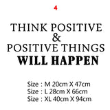 Motivational Quote Wall Decals