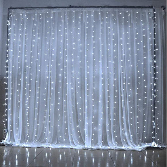Decorative Light Curtain Garland