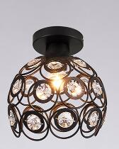 Modern Crystal Pendant Lights