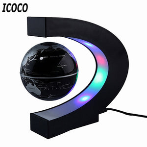 Antigravity Levitation Globe | Novelty Lamp