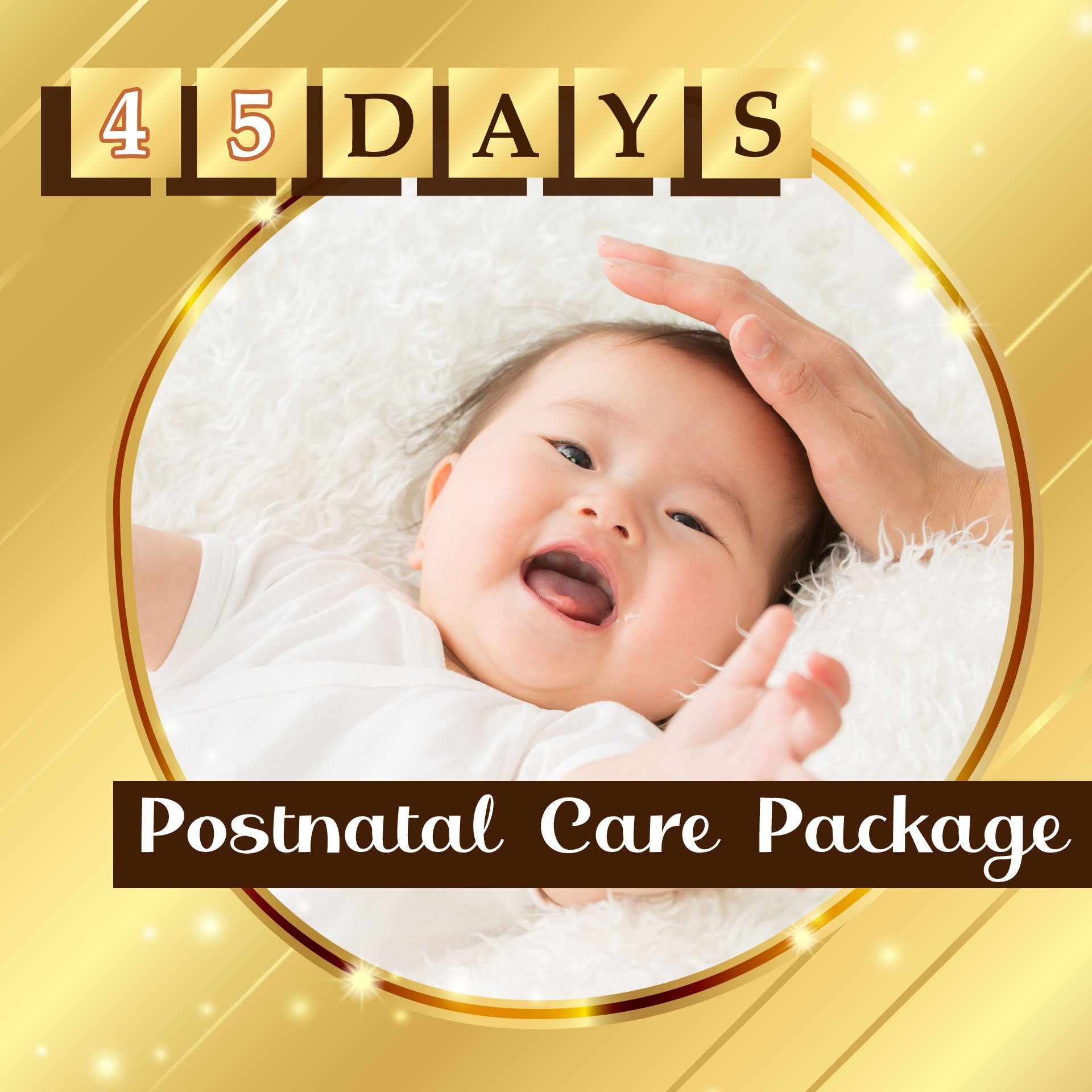 45 Days Postnatal Care Package (23 Boxes of Organic Drip Chicken Essence)