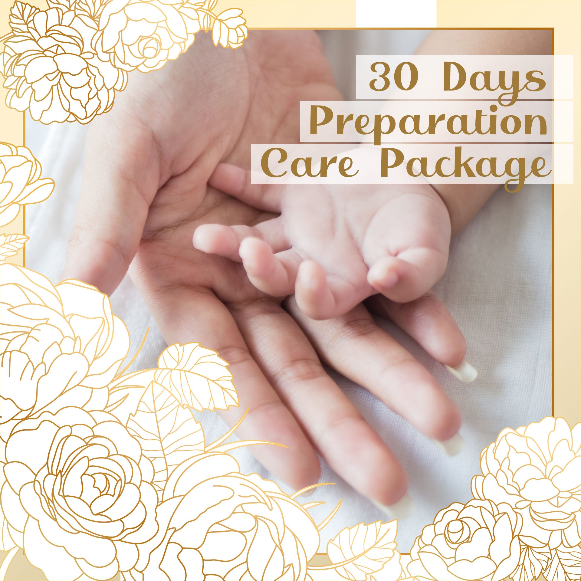 30 Days Preparation Care Package (8 Boxes of Organic Drip Chicken Essence)