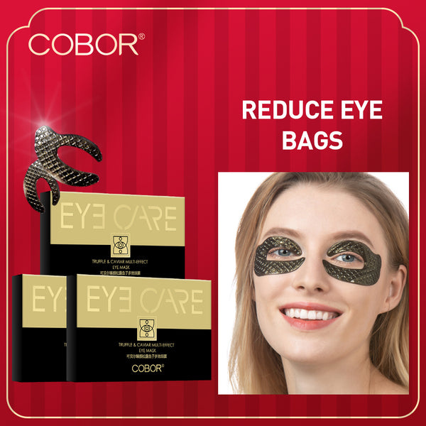COBOR Collagen Gold Around Eye Gel Mask, 16 Pairs
