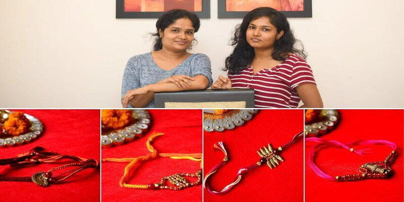 KalaGhar Launches Handcrafted Dhokra Rakhi Collection