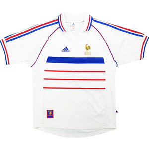 1998 France away jersey