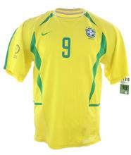 Load image into Gallery viewer, 2002 Brazil Jersey