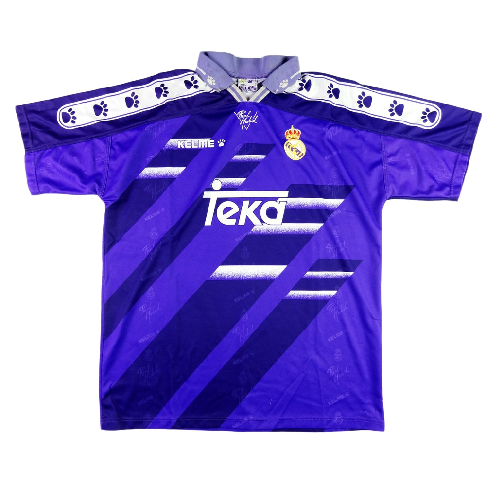 1994 Real Madrid away jersey