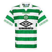 Load image into Gallery viewer, 1997 Celtic jersey